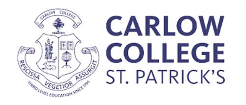 Carlow college logo